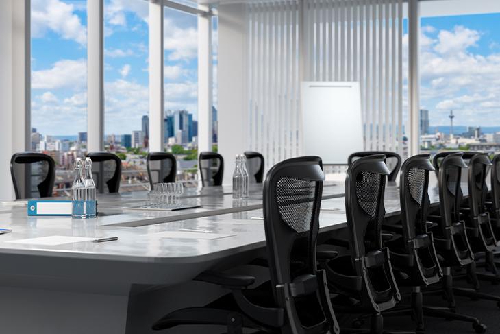 Furnished Conference room