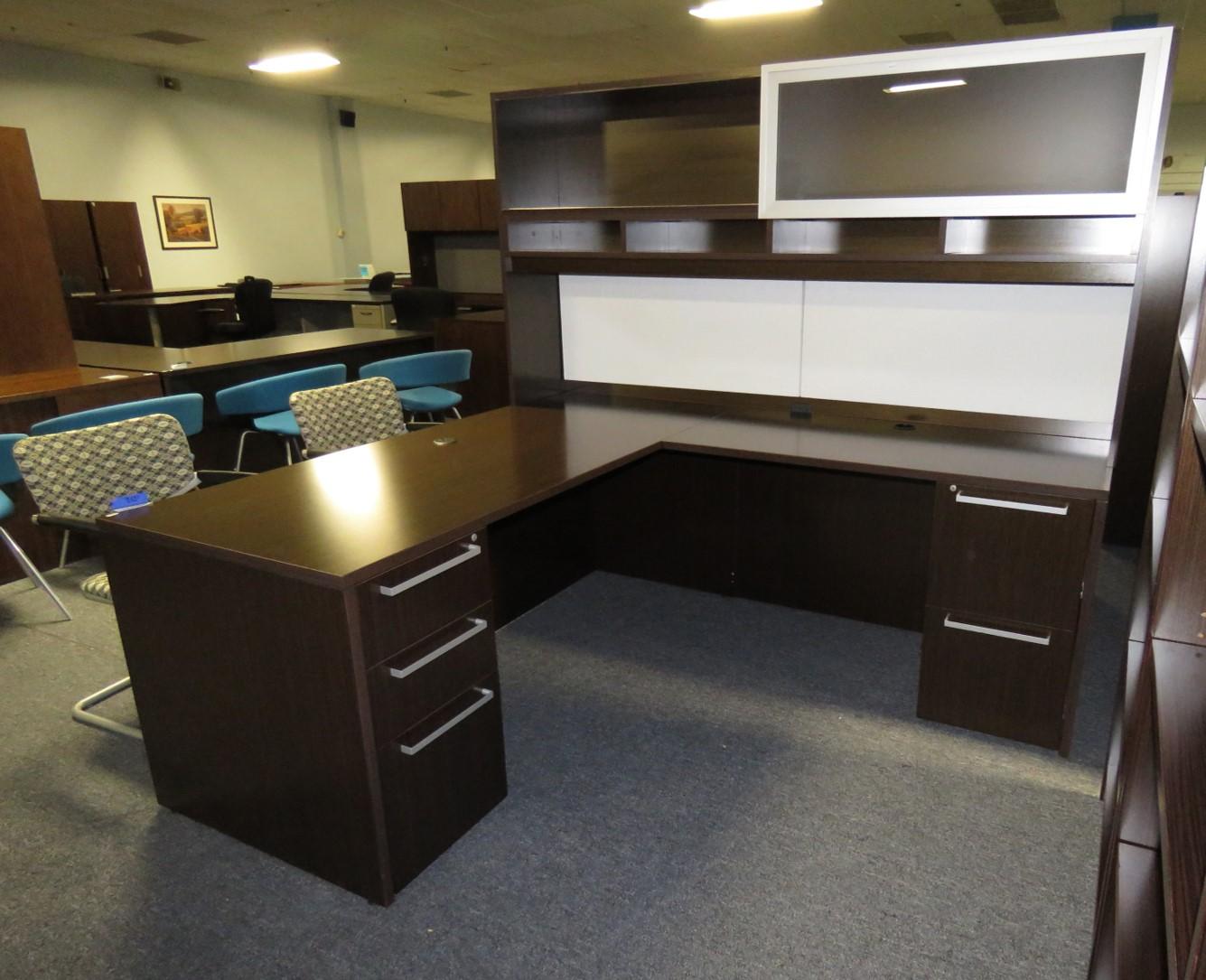 Indiana Espresso Desk